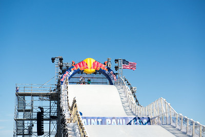 Red Bull Crashed Ice Series 2014